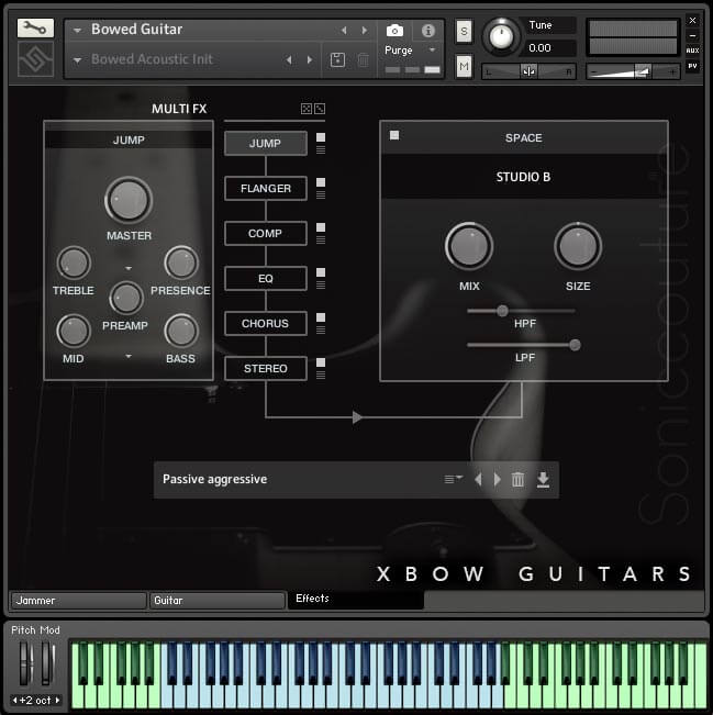 Soniccouture Xbow Guitars Effects