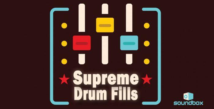 Soundbox Supreme Drum Fills
