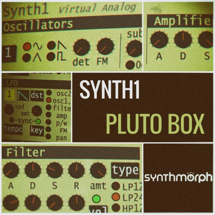 Synthmorph Synth1 Pluto Box