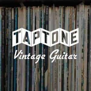 The Musicology Group TapTone Vintage Guitar