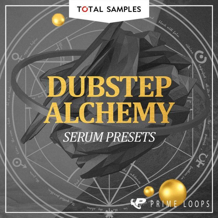 Total Samples Dubstep Alchemy for Serum