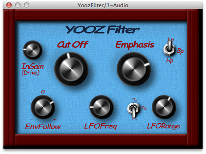 Yooz Filter