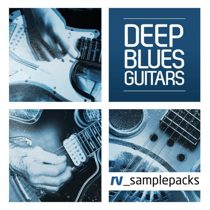 rv samplepacks Deep Blues Guitars