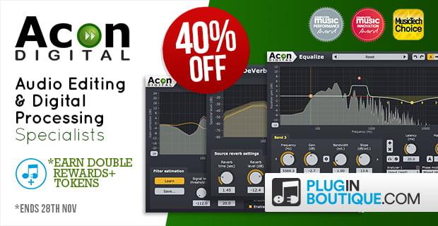 Acon Digital Black Friday