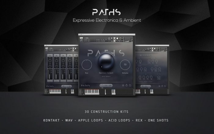 Audiomodern Paths