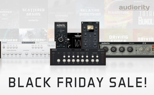 Audiority Black Friday Sale