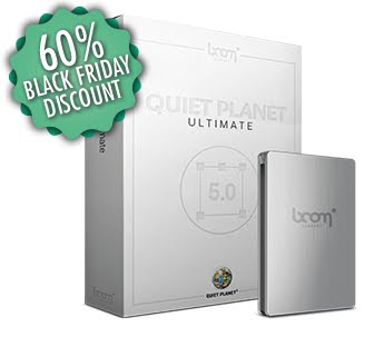 BOOM Library Black November Sale Nature