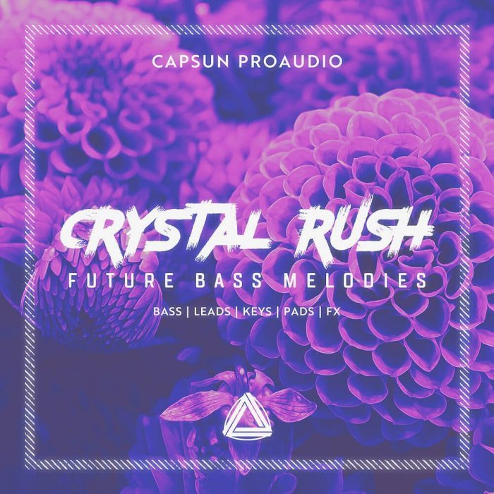 CAPSUN Pro Audio Crystal Rush Future Bass Melodies