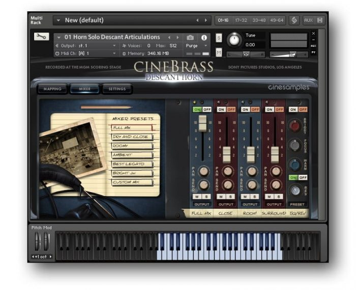 Download Perfect Partner To Cinebrass Core And Pro Cinebrass Descant Horn Free