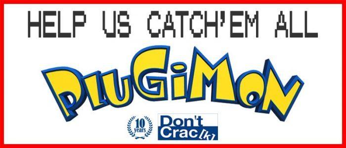 DontCrack Plugimon
