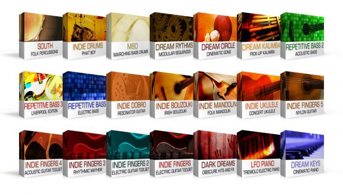 Dream Audio Tools Bundles
