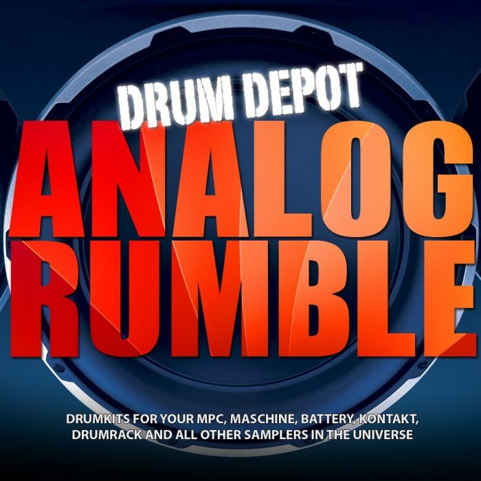 Drum Depot Analog Rumble