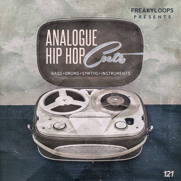 Freaky Loops Analogue Hip Hop Cuts