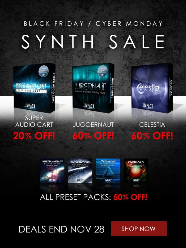 Impact Soundworks sale