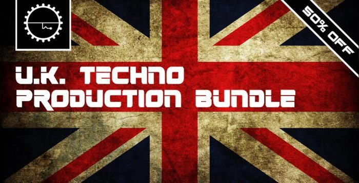 Industrial Strength UK Techno Production Bundle