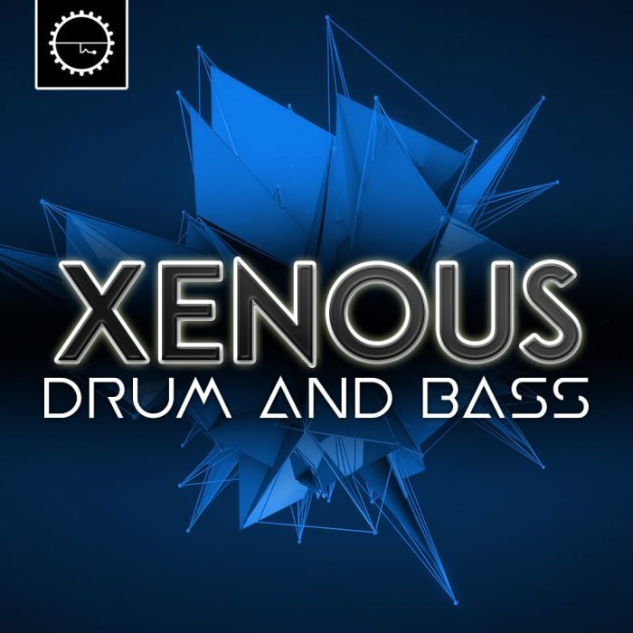 Industrial Strength Samples Xenous Drum and Bass
