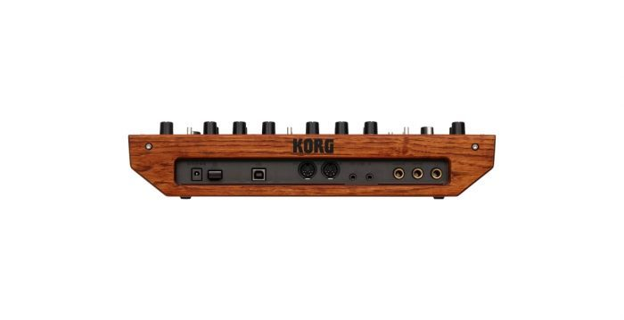 Korg monologue rear