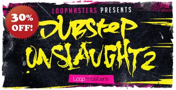 Loopmasters Dubstep Onslaught 2