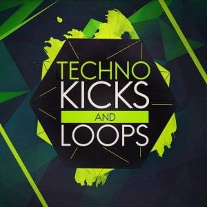 Mainroom Warehouse Techno Kicks & Loops