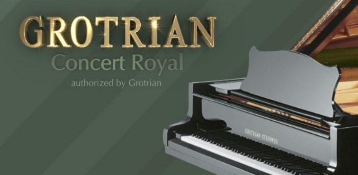 Modartt Grotrian Concert Royal feat