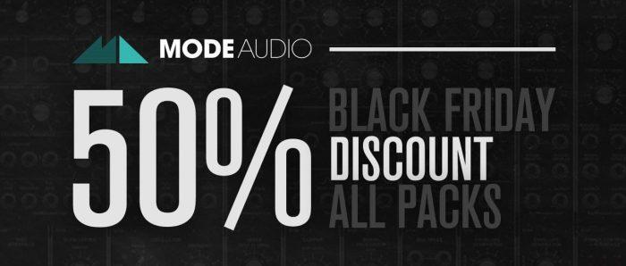 ModeAudio Black Friday Sale