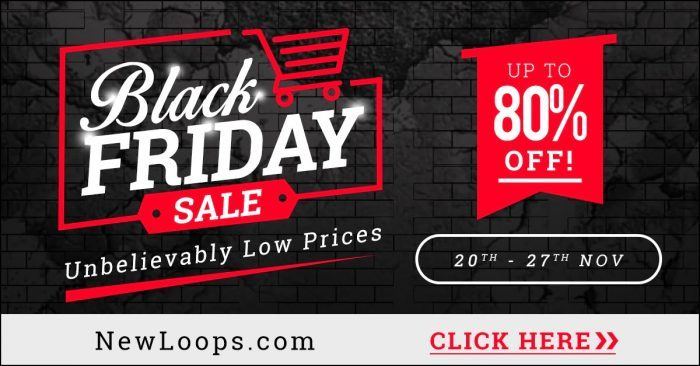 New Loops Black Friday Sale