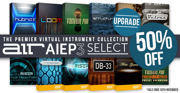 PIB AIEP3 Select Upgrade