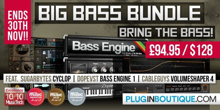 PIB Big Bass Bundle