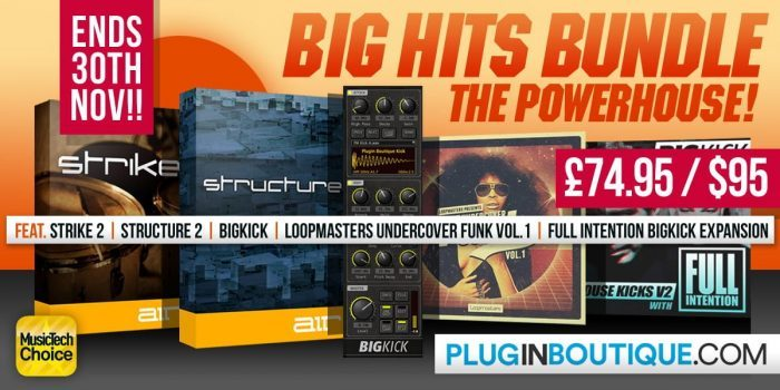 Plugin Boutique Big Hits Bundle