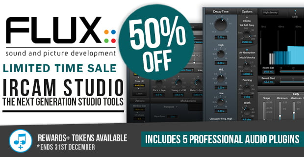 PIB Flux IRCAM Studio sale