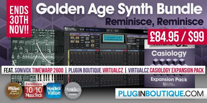 Golden Age Synth Bundle