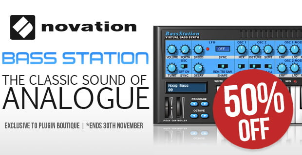 PIB Novation Bass Station extended
