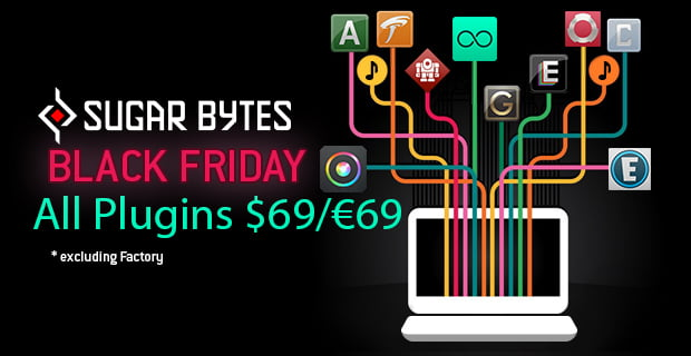 PIB Sugar Bytes Black Friday Sale