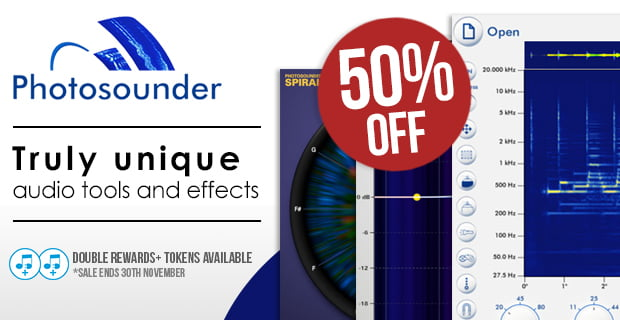 Photosounder Sale