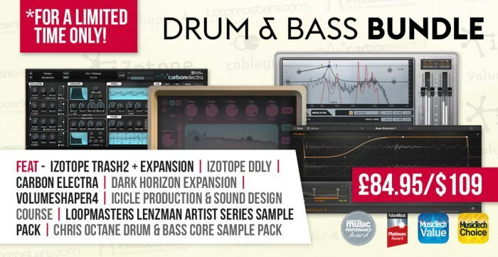 Plugin Boutique Drum & Bass Bundle