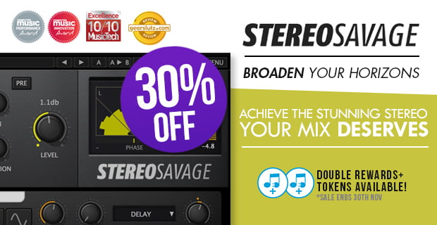 Plugin Boutique StereoSavage sale