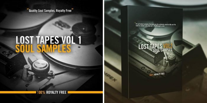 Producers Choice Lost Tapes Vol 1 & 2