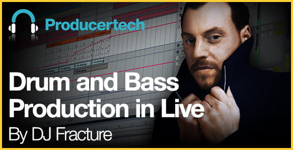 Producertech Drum and Bass Production DJ Fracture