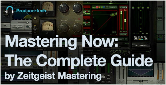 Producertech Mastering Now