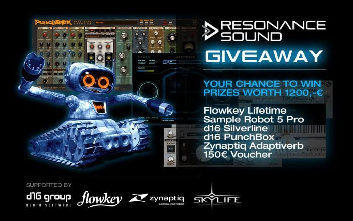 Resonance Sound Giveaway 2016