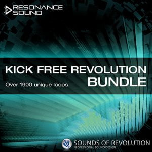 Resonance Sound SOR Kick Free Revolution Bundle