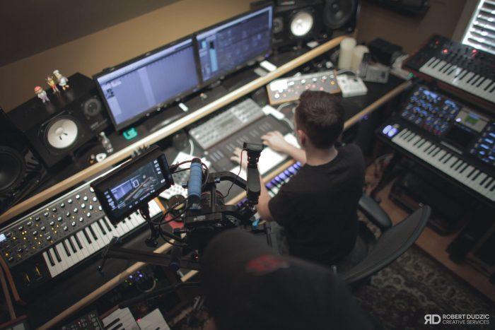Robert Dudzic studio