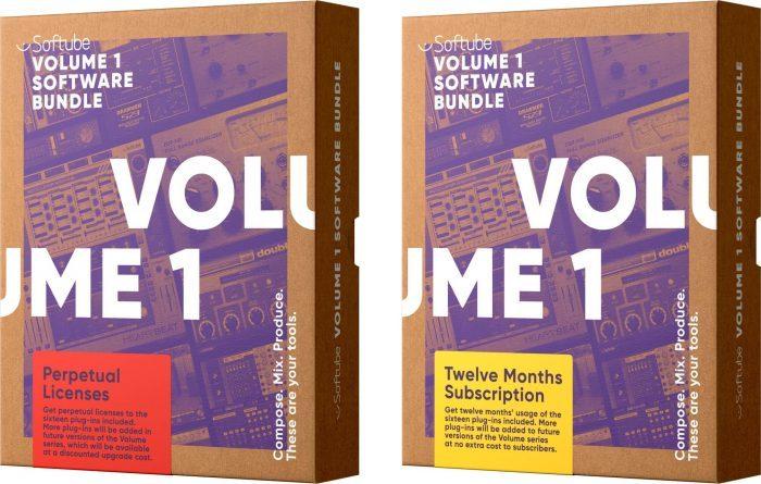Softube Volume 1