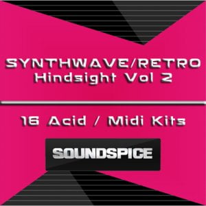 SoundSpice Synthwave Hindsight Vol2