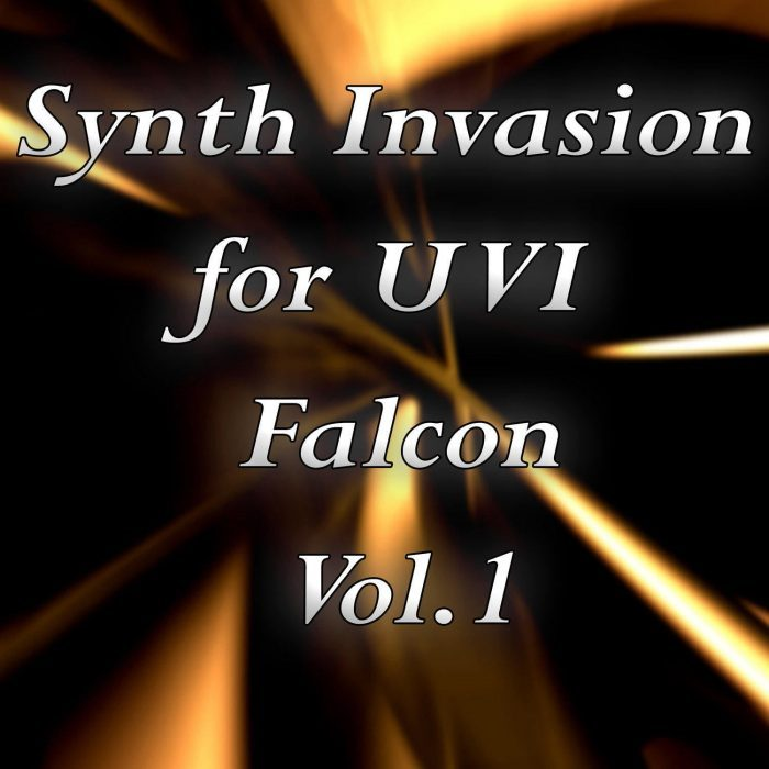 Sounds and Inspiration Synth Invasion for Falcon