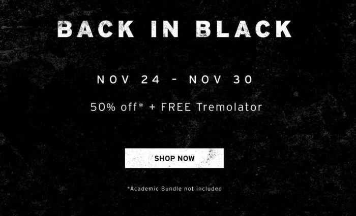 Soundtoys Black Friday