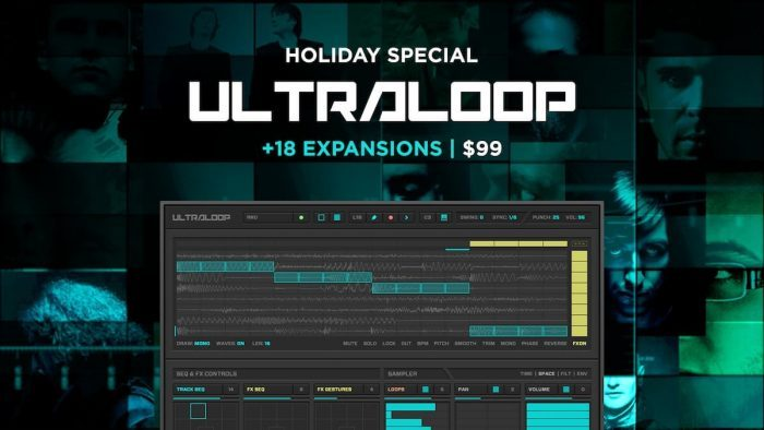 Twisted Tools Ultraloop Holiday Special