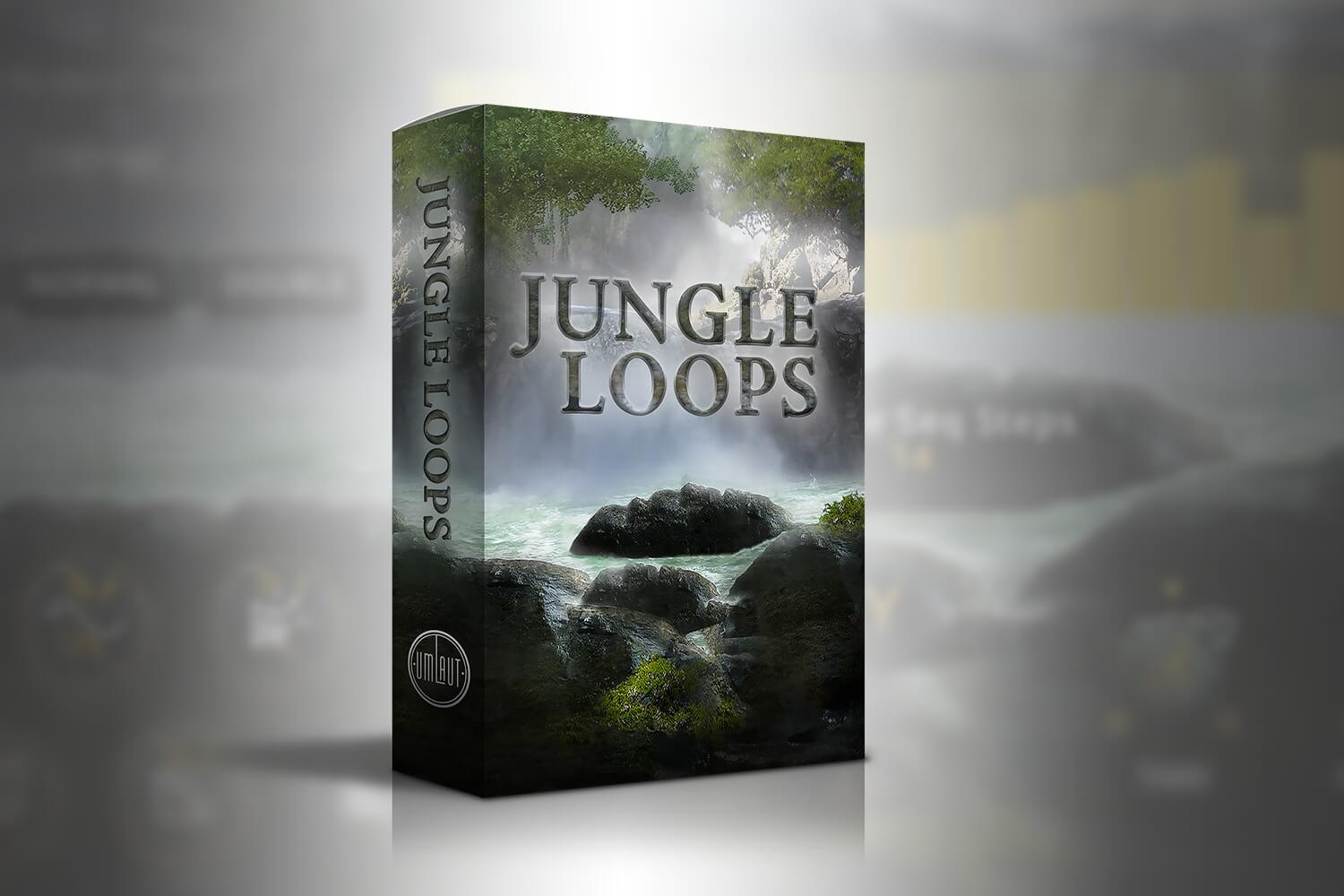 Jungle Loops Hand Percussion Library For Kontakt Released