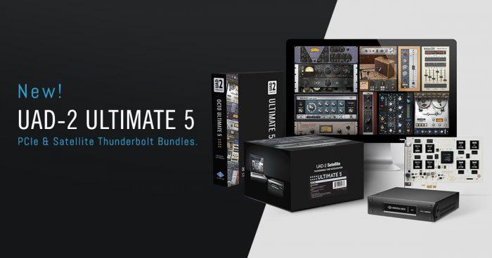 Universal Audio UAD 2 Ultimate 5