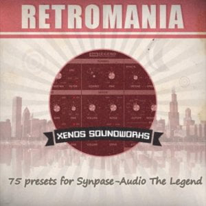 Xenos Soundworks RetroMania for Legend